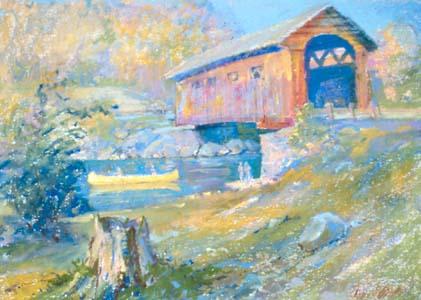oil pastels artists